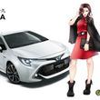 トヨタ14車種が美少女キャラクターに擬人化!?トヨタカローラ大阪と産学協同プロジェクトを実施