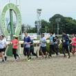 園田競馬場のダートコースを走るランイベント 「ダートランinそのだけいば2018」12月2日開催