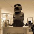 イースター島の住民が大英博物館にモアイ像の返還を要望中