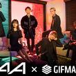 AAAがGIF化、GIFMAGAZINE公式チャンネルにループ動画続々