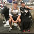 """松坂大輔と10年ぶりに再会した""""松坂キラー""""大西宏明 2ショットに「ミナミの街がザワついてた」"""