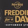 「ハードロックカフェ」×「ユニバーサル ミュージック」エイズ撲滅チャリティイベント『Freddie For A Day』 開催