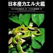 国内のカエル全48種類を網羅したカエル図鑑の決定版!