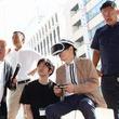 「1964 TOKYO VR タイムマシン体験会〜2018年・夏」をレポート。萩本欽一さんがPlayStation VRで1964年の渋谷駅前にタイムスリップ!