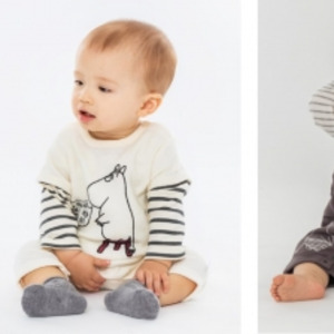"0a809c8c3afae MOOMIN BABY""新生児衣料、秋冬物コレクションがベビーザらスに登場 ..."