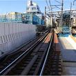 京王井の頭線に超高強度繊維補強コンクリート鉄道橋、国内で2例目