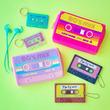 カセットテープが再びブーム到来?!80年代モチーフのアイテムがPLAZAに大集合。