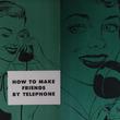 「間違い電話を受けたら謝りましょう」 1950年代の電話エチケットガイド