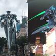 渋谷上空でジェフティとアヌビスがバトル!? 『ANUBIS ZONE OF THE ENDERS : M∀RS』発売記念イベントをリポート