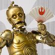 『スター・ウォーズ』C-3POが竹谷隆之氏の大胆アレンジが加えられ、名将MOVIE REALIZATIONからフィギュア化!