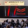 第36回アメリカズカップの「オフィシャル・マリン・サプライヤー」にヤンマーが決定