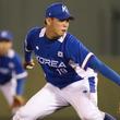 【侍U-18代表】韓国に驚きの右腕が 3番手のソ・ジュンウォンがサイドハンドで152キロ