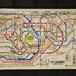 複雑でおなじみの東京の地下鉄路線図をおもちゃにしてしまう、日本人の頭の柔らかさ=中国メディア