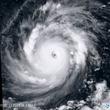 猛烈な台風22号は905hPa 最盛期に