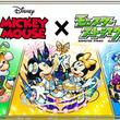 チップ&デール、グーフィーも参戦!モンスターストライク ディズニー「ミッキーマウス」コラボ