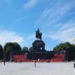 ドイツの世界遺産の町コブレンツでドイツ統一の象徴「ドイチェス・エック」を訪ねる