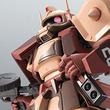 『機動戦士ガンダム』カラカル隊に配備された迷彩仕様のザク・デザートタイプがROBOT魂シリーズに参戦!