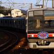 名鉄瀬戸線高架化工事、1年前の写真と現在の動画で比較