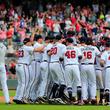 【MLB】ブレーブス、5年ぶりナ東地区優勝 名門復活、ナのポストシーズン一番乗り