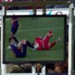 スペインサッカー連盟がバルサDFラングレのレッドカードへの異議申し立てを棄却! 26日レガネス戦の出場停止が確定