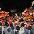 「日本三大けんか祭り」のひとつ「八幡神社例大祭 飯坂けんか祭り」が10月5日(金)~7日(日)に開催されます
