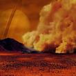 土星の衛星「タイタン」で巨大な塵の嵐を観測、地球と火星に次いで3番目