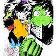 「僕のヒーローアカデミア」ファン歓喜のテレビアニメ4期決定!!キャラデ馬越嘉彦の感謝記念イラスト公開!