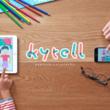 離れていても、イラストや文字でコミュニケーションを。家族のコミュニケーションアプリ「Kytell」がリリース!