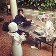 寝たきりの人が「分身ロボット」を遠隔操作して働けるカフェが赤坂にオープンへ