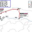 山陰本線経由の貨物列車、再び運転へ 台風で一部不通の山陽本線を迂回