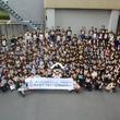森下仁丹 創業125周年を迎え「125kmリレー」を開催 従業員246名がたすきをつなぎ125kmを26時間で完走!