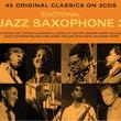 32人のサックス・プレイヤーの名演奏を集めたコンピレーション「EMOTIONAL JAZZ SAXOPHONE 2」