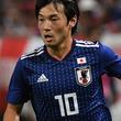 日本代表の背番号が決定!中島は「10番」継続、南野らが背番号変更