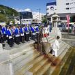 下関名産のウニの供養!?山口県の赤間神宮で「うに供養祭」開催