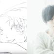 話題のAGCのCM曲を人気声優「内田真礼」「梶裕貴」が熱唱!SNS漫画マネジメントのwwwaap、パラパラ漫画アニメーションを制作