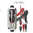 株式会社阿部商会、アイドリングストップ車などのエコカー搭載バッテリーの補充電、メンテナンスに最適な高性能・小型バッテリー充電器 NOCO geniusシリーズ G750、G1100、G3500を発売