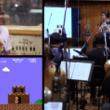 オーケストラが『スーパーマリオ』のBGMを演奏する中でゲームをプレイする動画が話題