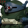 『装甲騎兵ボトムズ』パイロットフィギュア付きディフォルメ可動モデルとなって「ターボカスタム」と「ブラッドサッカー」が出撃!