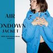 「オゾック」の新作 AIR CONDOWN JACKET 10/15(月)発売 ~空気をたくわえて暖かい、スマートなアウター~