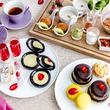 琵琶湖マリオットホテル Grill & Dining G『 Afternoon Tea ~ Winter Delight ~ 』を発売