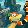 コナミ、PS4/スイッチ『スネークパス』を10月25日より配信─蛇になってニョロっと攻略?