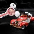 メタリックなカラーリングが特別感を演出!タカラトミー ディズニーモータース「ドリームスターⅢ ミッキーマウス 10thアニバーサリーエディション(オーナーズキー付)」