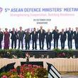 各国軍、信頼醸成促進へ=拡大ASEAN国防相会議-シンガポール