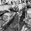裏庭に埋められた1974年製フェラーリ・ディーノ246GTSの謎(アメリカ)