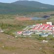 旧松尾鉱山新中和処理施設において大規模災害訓練を実施