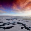 南極の氷の歌声を聞こう!南極の棚氷の振動が生み出す音を収録した動画(音声注目)
