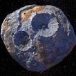 小惑星から大量のプラチナ採掘、夢は実現するか