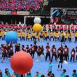 スーパーアリーナで行なわれた大原学園のスポーツフェスティバルがガチの「本気」だった……!