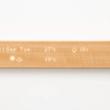 日本発!ホームデバイスを一括管理して情報も表示できる木材タッチパネル「mui」