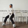 MOUSSY STUDIOWEAR(マウジースタジオウェア)ダンサー・コレオグラファーRIEHATAとのコラボレーションアイテム発売決定!